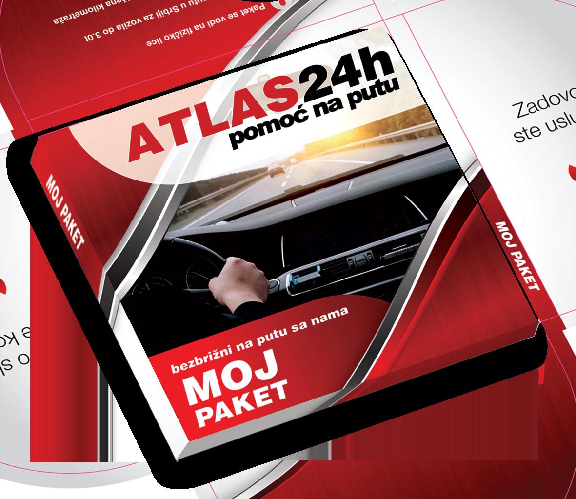 24h Roadside Assistance - Moj-Paket-3D - pomoć na putu